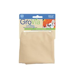 GroVia Wet Bag Vanilla