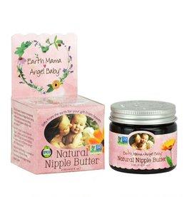 Earth Mama Angel Baby Earth Mama Angel Baby Breastfeeding Natural Nipple Butter 2 fl. oz. (a)