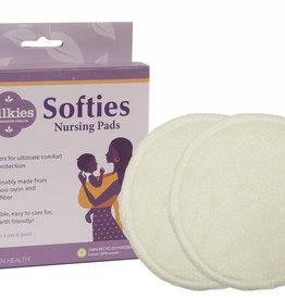 Milkies Softies Nursing Pads