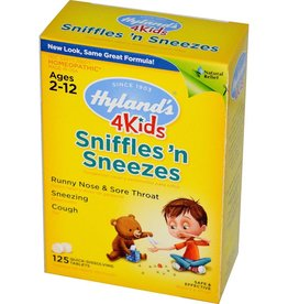 Hyland's Sniffles & Sneezes 125  Tablets