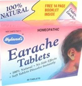 Hyland's Earache 40 Tablets