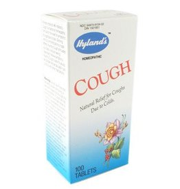 Hyland's Hyland's Cough Relief 100 Tablets
