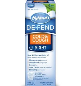 Hyland's Defend Cough and Cold Night