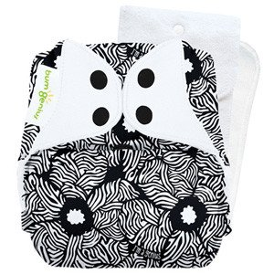 BumGenius 4.0 Stay-Dry Cloth Diaper Limited Edition - Osa