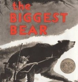 Houghton Mifflin Harcourt The Biggest Bear by Lynd Ward Hardcover