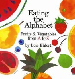 Eating the Alphabet by Lois Ehlert Board Book