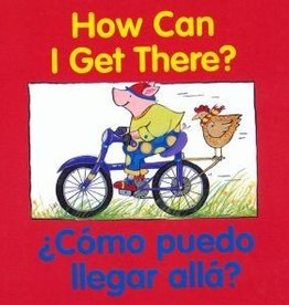 Houghton Mifflin Harcourt Good Beginnings How Can I Get There? Board Book