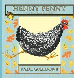 Houghton Mifflin Harcourt Henny Penny by Paul Galdone Hardcover
