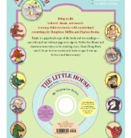 The Little House by Virginia Lee Burton Book & CD Set
