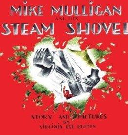 Houghton Mifflin Harcourt Mike Mulligan and His Steam Shovel by Virginia Lee Burton Board Book