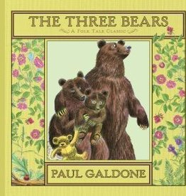 Houghton Mifflin Harcourt The Three Bears by Paul Galdone Hardcover
