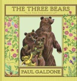Houghton Mifflin Harcourt The Three Bears by Paul Galdone Hardcover