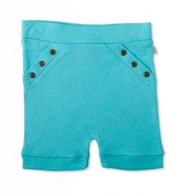 Finn + Emma Snap Shorts B.B Blue