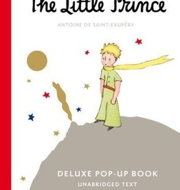 The Little Prince Pop Up Edition by Antione De Saint-Exupery