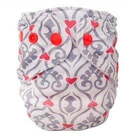 Fuzzibunz FuzziBunz One Size Adjustable Diaper