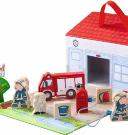 Haba To The Rescue! Large Play Set