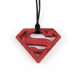 Bumkins Bumkins DC Comics Teething Pendant Necklace