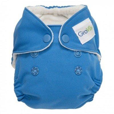 GroVia Newborn All In One Cloth Diapers