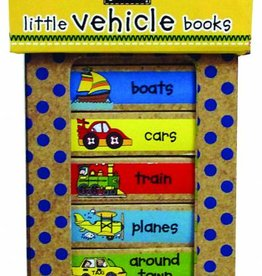 Innovative Kids Innovative Kids Little Vehicle Books