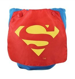 Bumkins DC Comics Caped Snap-In-One Diaper
