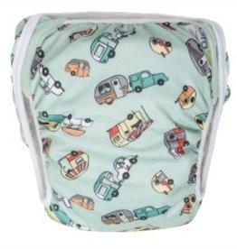 Grovia Grovia Swim Diaper Adventure