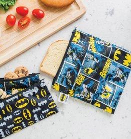 Bumkins Bumkins DC Comics Reusable Snack Bag Large