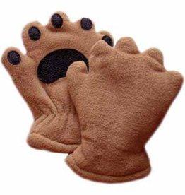 Bear Hands Bear Hands & Buddies Fleece Mittens
