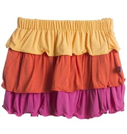 Kickee Pants Kickee Pants Layered Ruffle Skirt  2T