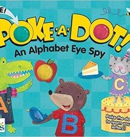Innovative Kids Poke-A-Dot An Alphabet Eye Spy