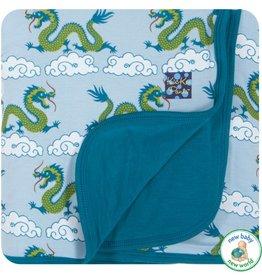 Kickee Pants Kickee Pants Stroller Blanket (Prints)