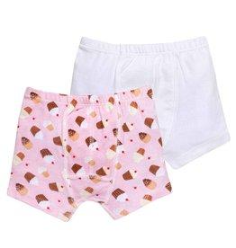 Grovia Grovia Unders Underwear Cupcakes 2T