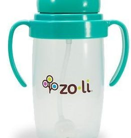Zoli Bot 2.0 Straw Sippy Cup Mint