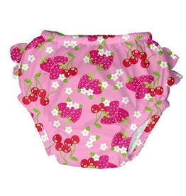 i Play Mixed Print Girls Ultimate Swim Diaper  Assorted X- Large