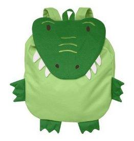 i play Reusable On Safari Lunch Bag Green Croc