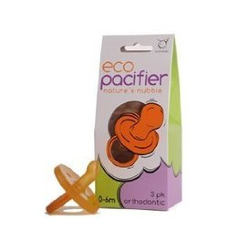 Eco Pacifier Nature's Nubbie