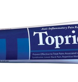 Topricin Topricin Pain Relief and Healing Cream Tube 2 oz