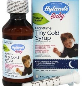 Hyland's Nighttime Tiny Cold Syrup