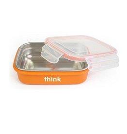 Thinkbaby BPA Free Bento Box Orange