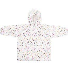 Bumkins Rain Jacket Confetti Med