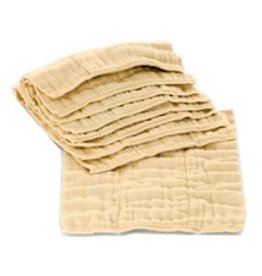 OsoCozy Unbleached Indian Cotton Prefold