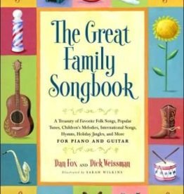 Teresa Shelley The Great Family Songbook