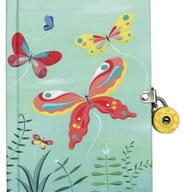 Teresa Shelley My Diary Butterfly