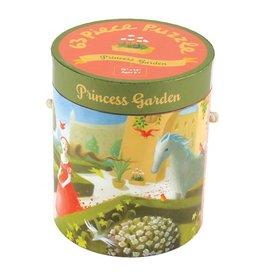Teresa Shelley Princess Garden Jigsaw Puzzle 63 pc