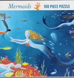 Teresa Shelley Mermaids Jigsaw Puzzle 100 pc