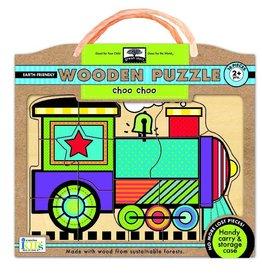 Wooden Puzzle Choo Choo Innovative Kids
