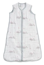 Aden and Anais Four-Layer Cozy Sleeping Bag For The Birds Owls Large