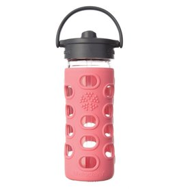 LifeFactory 12 oz Bottle with Straw Cap