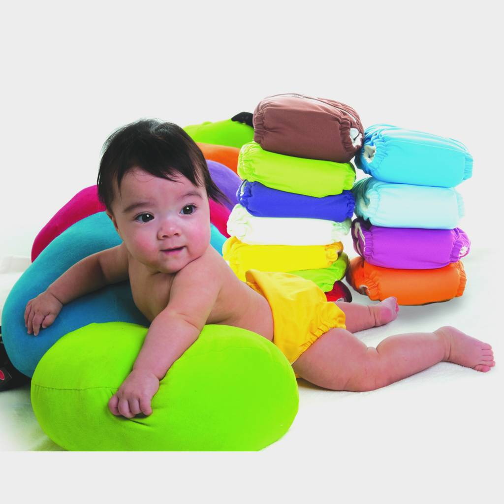 Grovia Newborn Cloth Diaper Rental Deposit