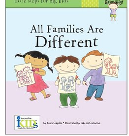 Innovative Kids: All Families Are Different