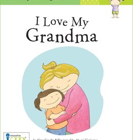 Innovative Kids I Love My Grandma Book